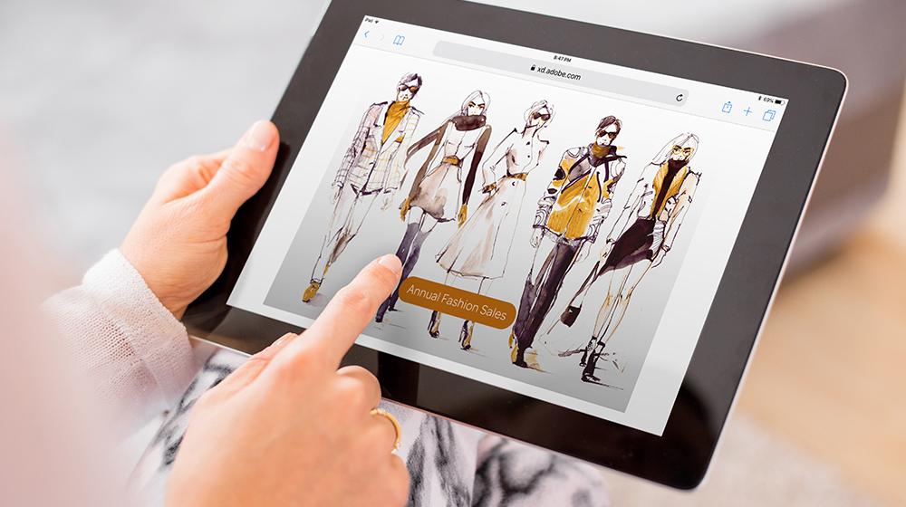 How to create interactive presentations | Adobe XD tutorials