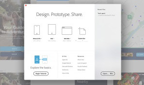 Layout grids in Adobe XD | Adobe XD tutorials