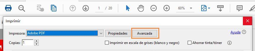 Solución De Problemas De Impresión Con Archivos Pdf De Acrobat Y Reader
