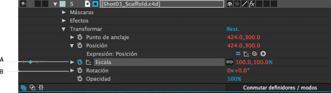 Conceptos Básicos Sobre Animaciones En Adobe After Effects