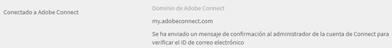 Connect to Adobe Connect