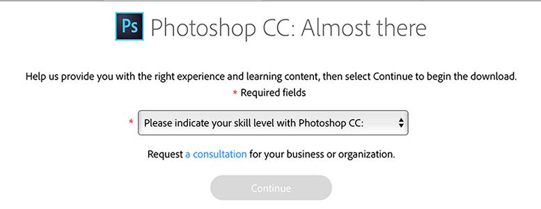 34783a4cd80ee Descargar e instalar una versión de prueba de Creative Cloud