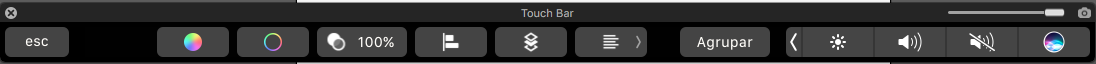 touchbar-multiple-text-objects