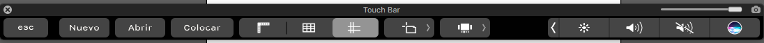 touchbar-no-selection
