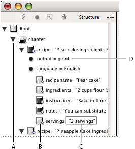 Estructuración De Documentos Para Xml
