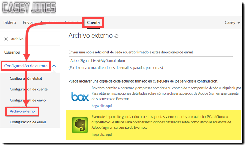 Archive - evernote