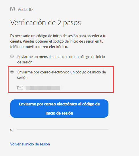 Email amazon codigo de verificacion