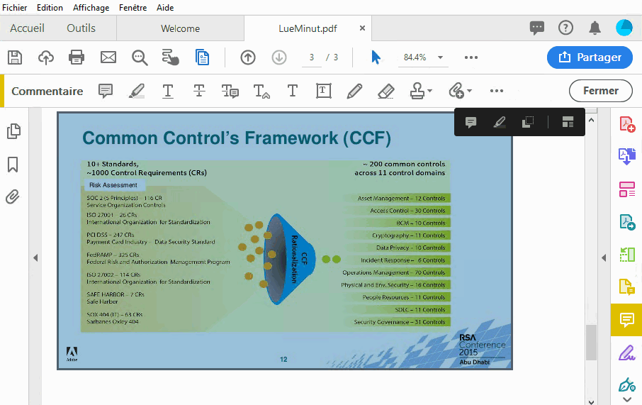 presentation pro conduite pdf