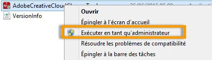 Outil Adobe CC cleaner