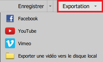 Export slideshow