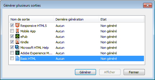 generate-multiple-output
