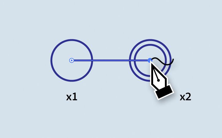 trac u00e9 et modification de courbes dans illustrator