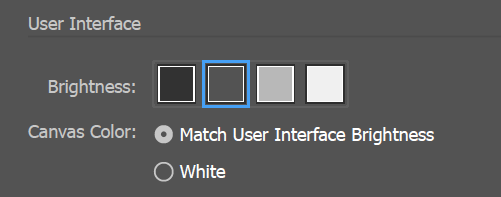Set UX color