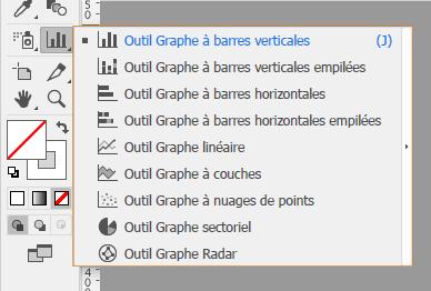 Création De Graphes Dans Illustrator