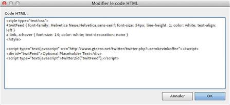 Incorporation De Vidos Et Autres Contenus HTML Dans Adobe Muse