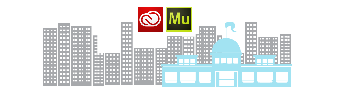 Adobe Muse CC Enterprise et Education