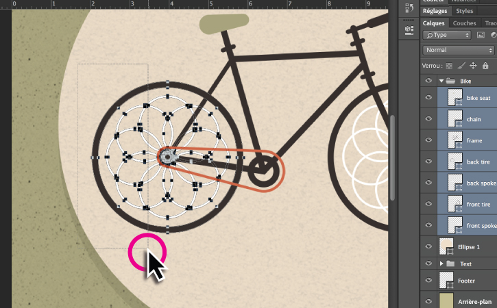s lection et modification de trac s dans photoshop tutoriels adobe photoshop cc. Black Bedroom Furniture Sets. Home Design Ideas