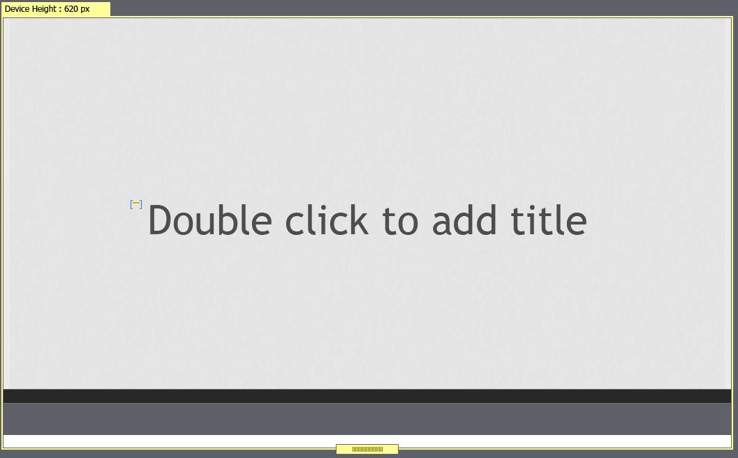Set slide properties in Adobe Captivate