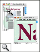 how to use the scissor tool in indesign