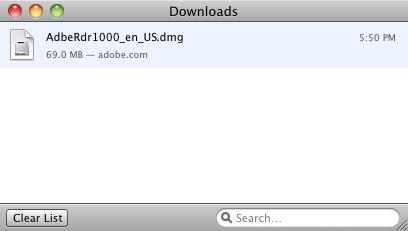 adobe acrobat x mac free download