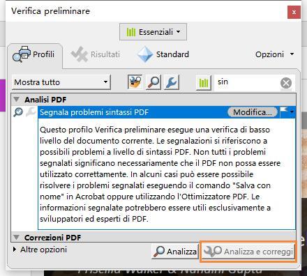 non riesco a stampare file pdf con mac