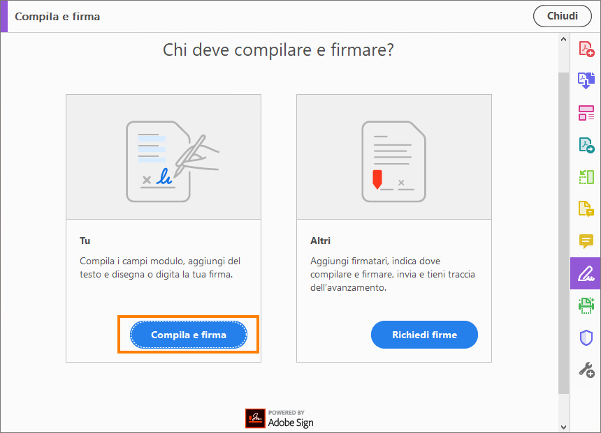 Come compilare un pdf scaricato