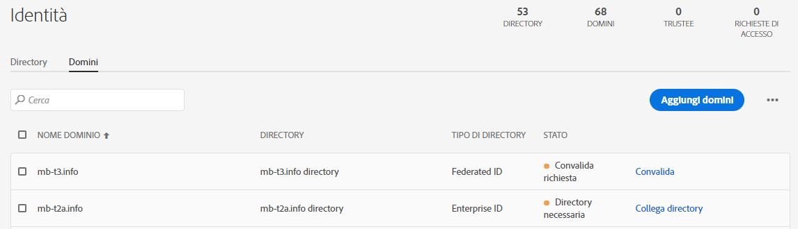 Collegare ID ordine