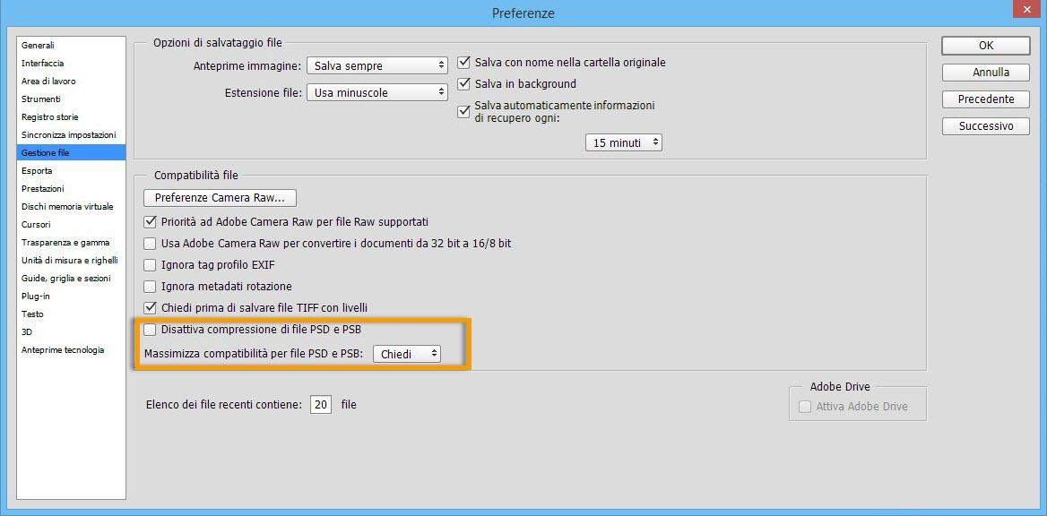 Cambiare Lingua Firefox