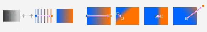 Photoshop Linear Gradient