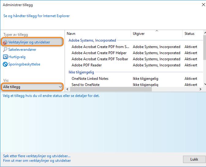 a3e8b2b21 Vise PDF i nettleser Adobe Acrobat, Acrobat Reader