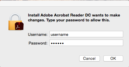 Adobe reader 2017 for mac osx