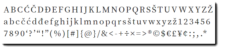 Source Serif Fonts