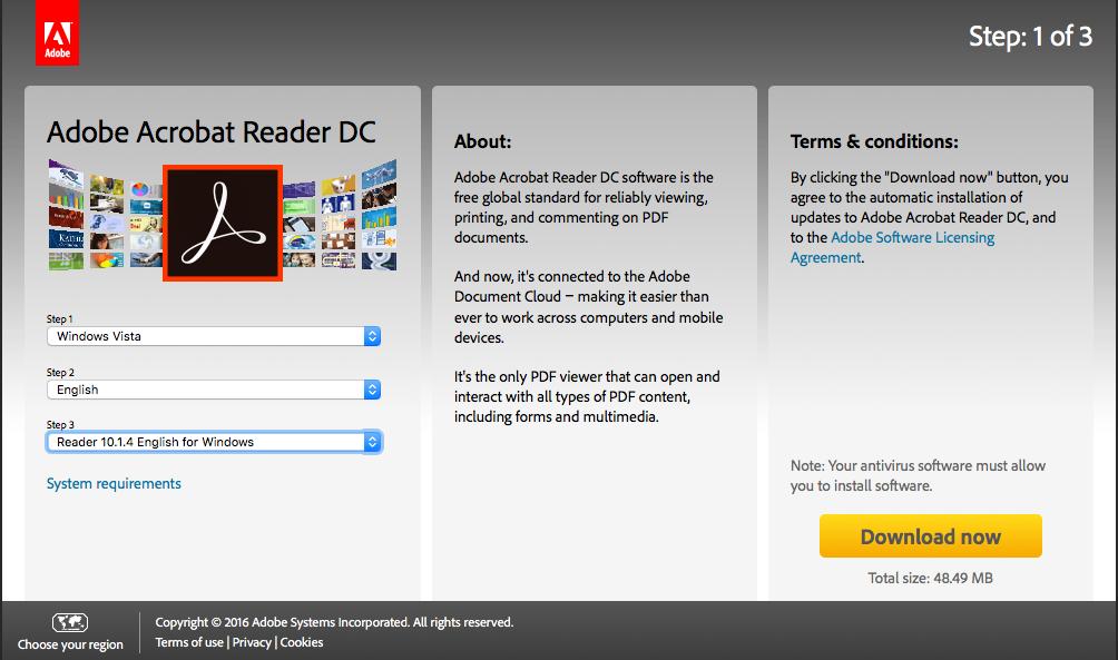 Программы для компьютера скачать бесплатно adobe reader