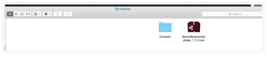 Дважды нажмите на файл DMG и скопируйте содержимое на рабочий стол