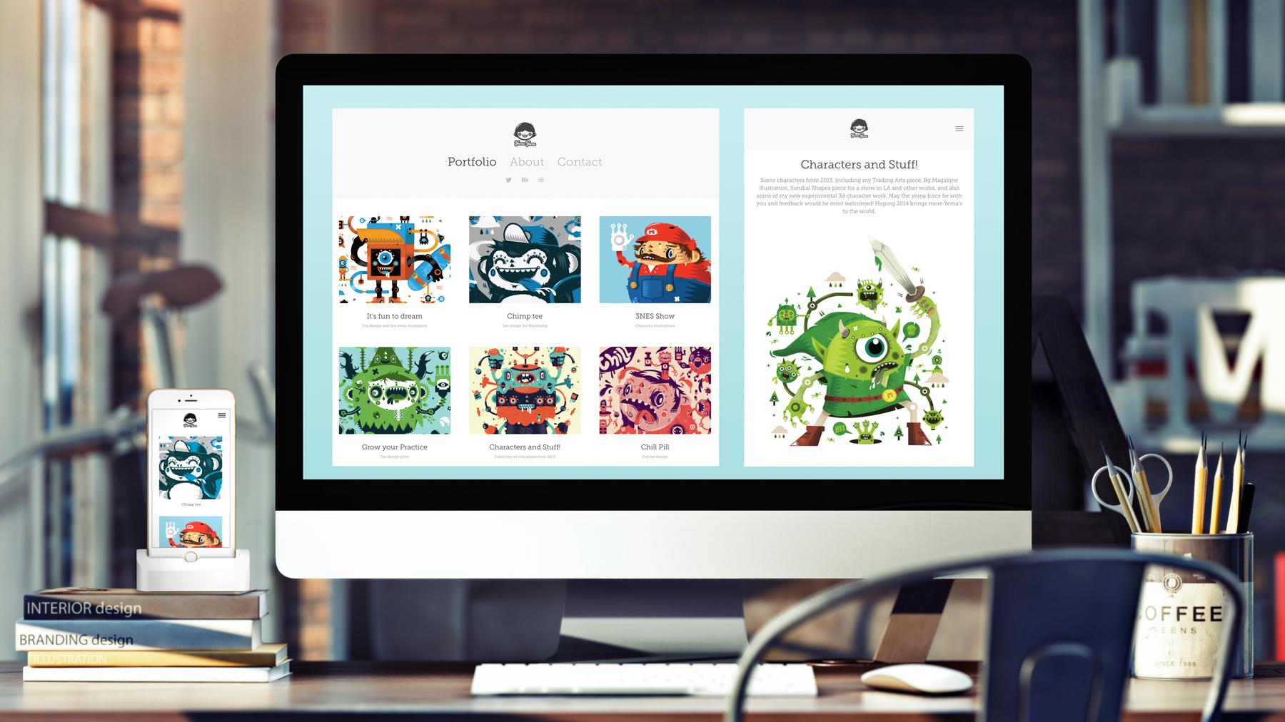 How to create a Portfolio website   Självstudiekurser för ...