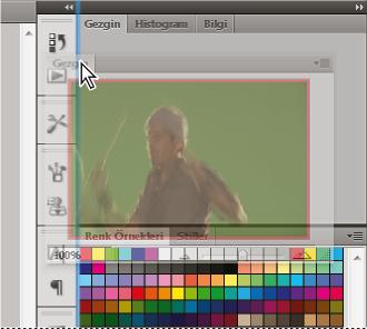 Photoshop daki gibi seçimi kaldırın: dört yoldan