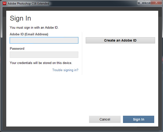 Change Serial Number Adobe Cs6