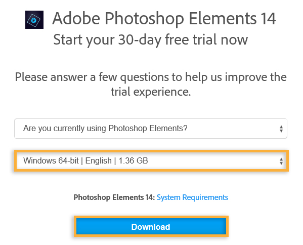 adobe suite trial