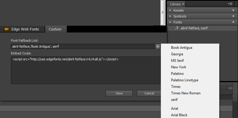 Neue funktionen in edge animate 1 5