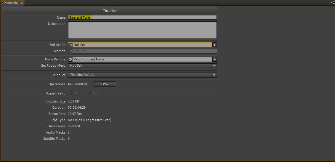 create a dvd with adobe premiere pro cc and encore cs6 rh helpx adobe com Adobe Encore CS6 Tutorial Adobe Encore CS6 Tutorial