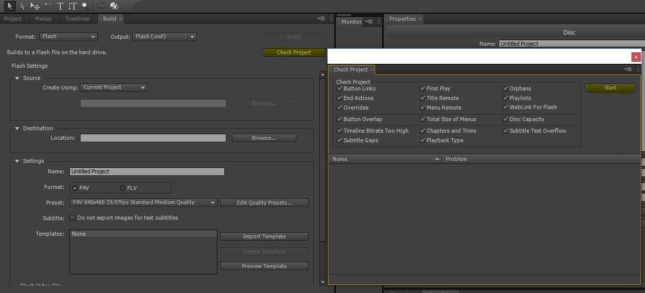 create a dvd with adobe premiere pro cc and encore cs6 rh helpx adobe com Adobe Encore Mac Adobe Encore Tutorial