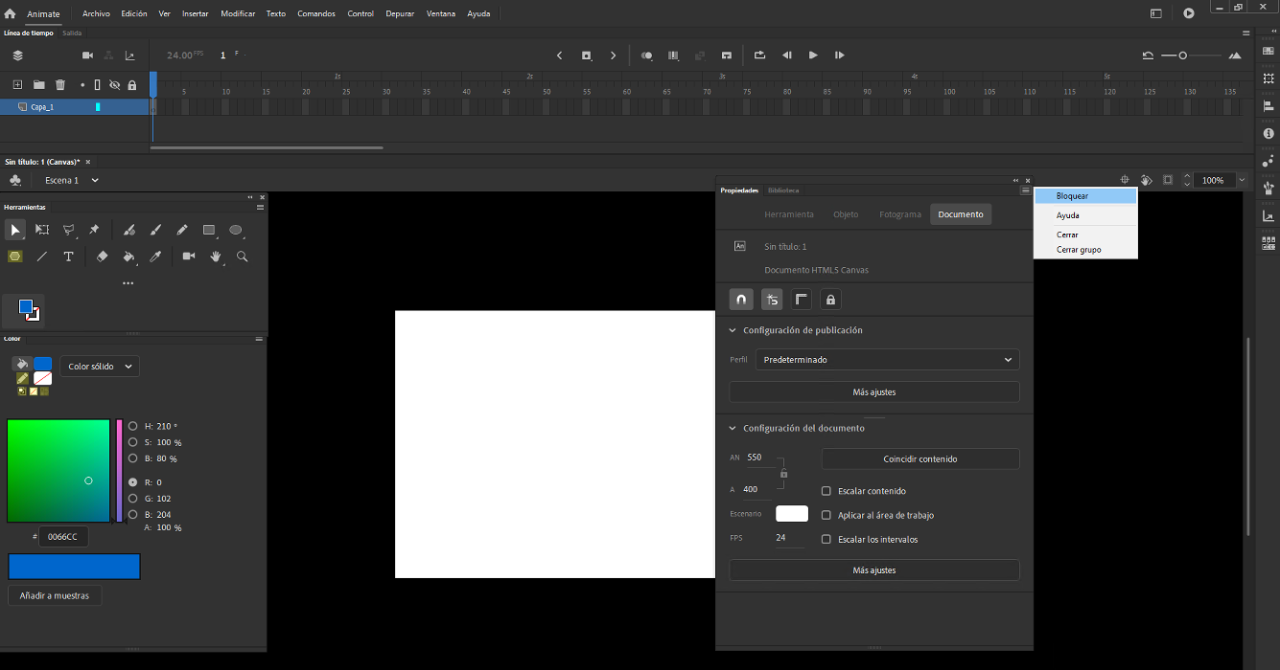 adobe primier how to animate image to fly