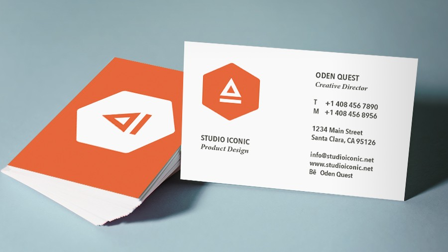 Business card design in indesign adobe indesign cc tutorials for Design company