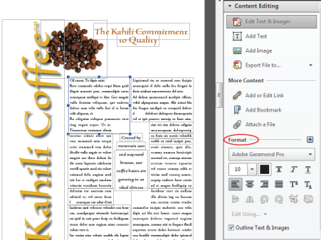 how to insert images in pdf acrobat