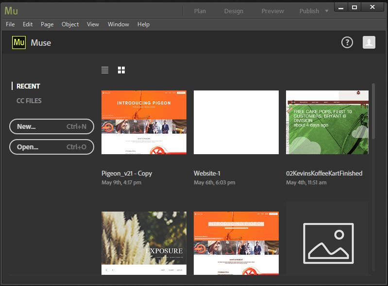 Adobe Muse скачать бесплатно торрент - фото 3