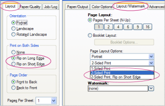 how to print double sided on adobe pdf