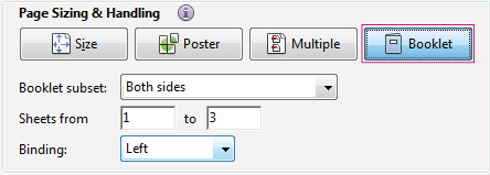 how to turn off double sided printing mac adobe acrobat