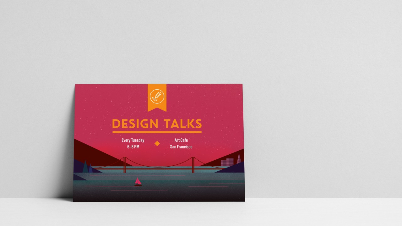 Create a postcard in indesign adobe indesign cc tutorials - How to use creative lighting techniques as a design element ...