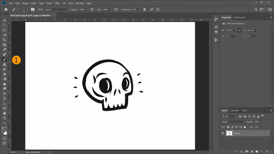How To Create An Animated Gif In Photoshop Adobe Photoshop Tutorials