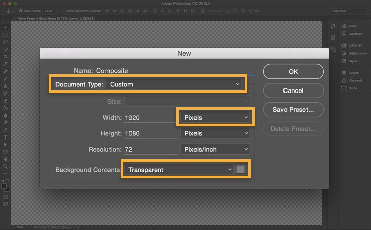 Combine Images With Basic Compositing Adobe Photoshop Tutorials